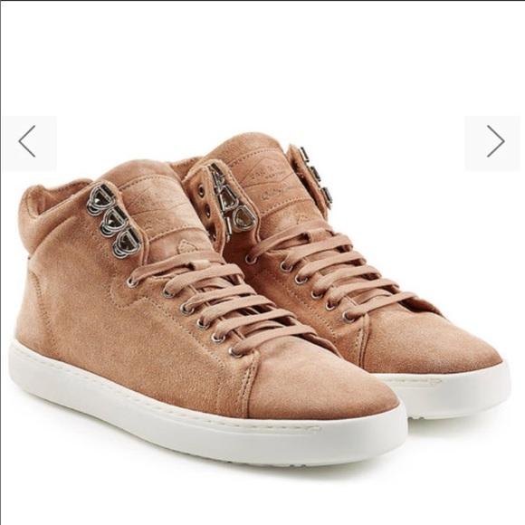 Rag & & Rag bone Schuhes   Rag Bone Kent Pink Suede High Top Sneaker 385 ... 7542bb